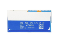 SofLens Daily Disposable Toric (30 kpl)