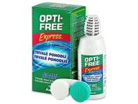 alensa.fi - Piilolinssit - OPTI-FREE Express-piilolinssineste  120ml