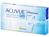 alensa.fi - Piilolinssit - Acuvue Advance PLUS