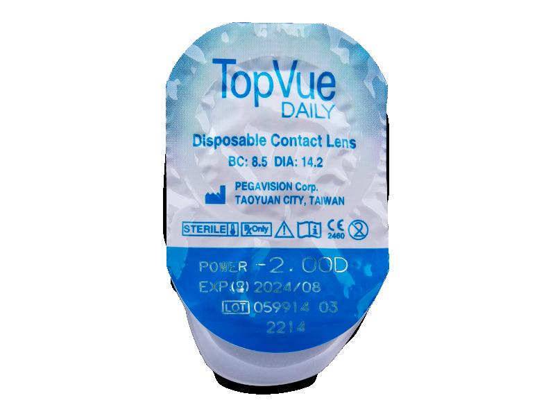 TopVue Daily (30kpl)