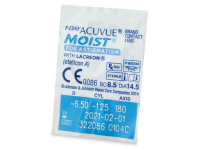 1 Day Acuvue Moist for Astigmatism (30kpl)