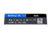 Biofinity XR Toric (3 kpl)