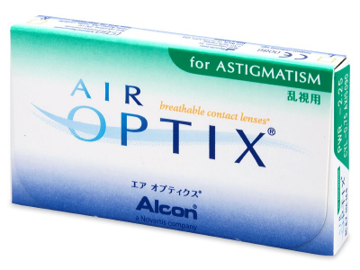 Air Optix for Astigmatism (6 kpl)