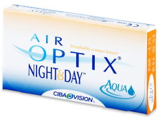 Air Optix Night and Day Aqua (3 kpl)