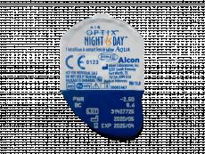 Air Optix Night and Day Aqua (6kpl)